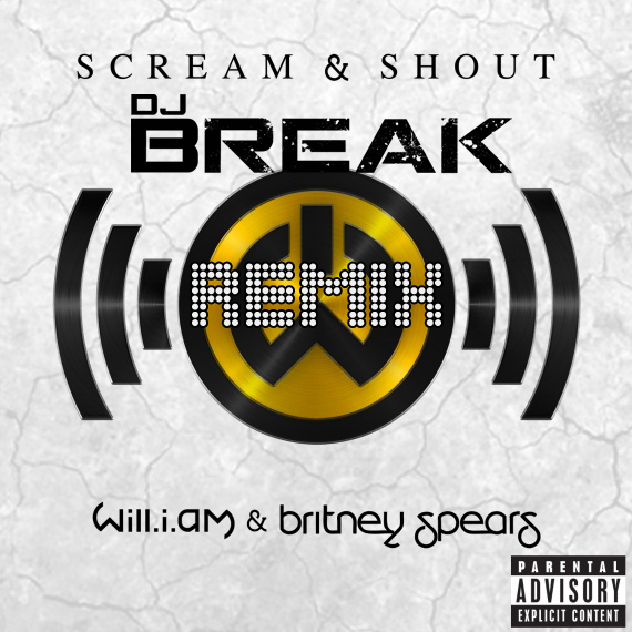 Scream & Shout (DJ Break Remix)