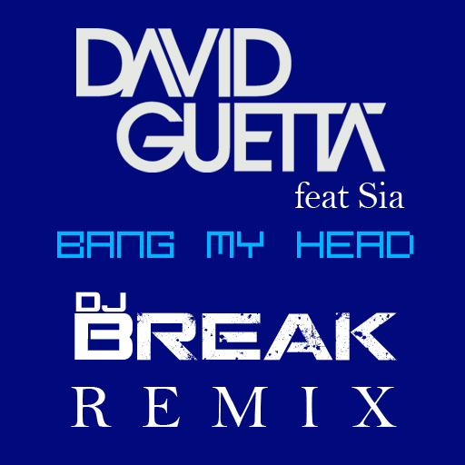bang my head rmx cover2