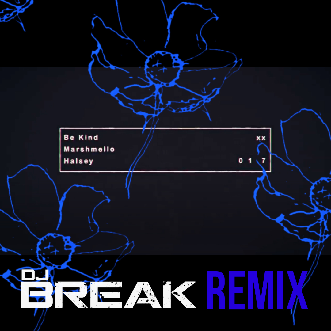 Be Kind (DJ Break Remix) COVER ART