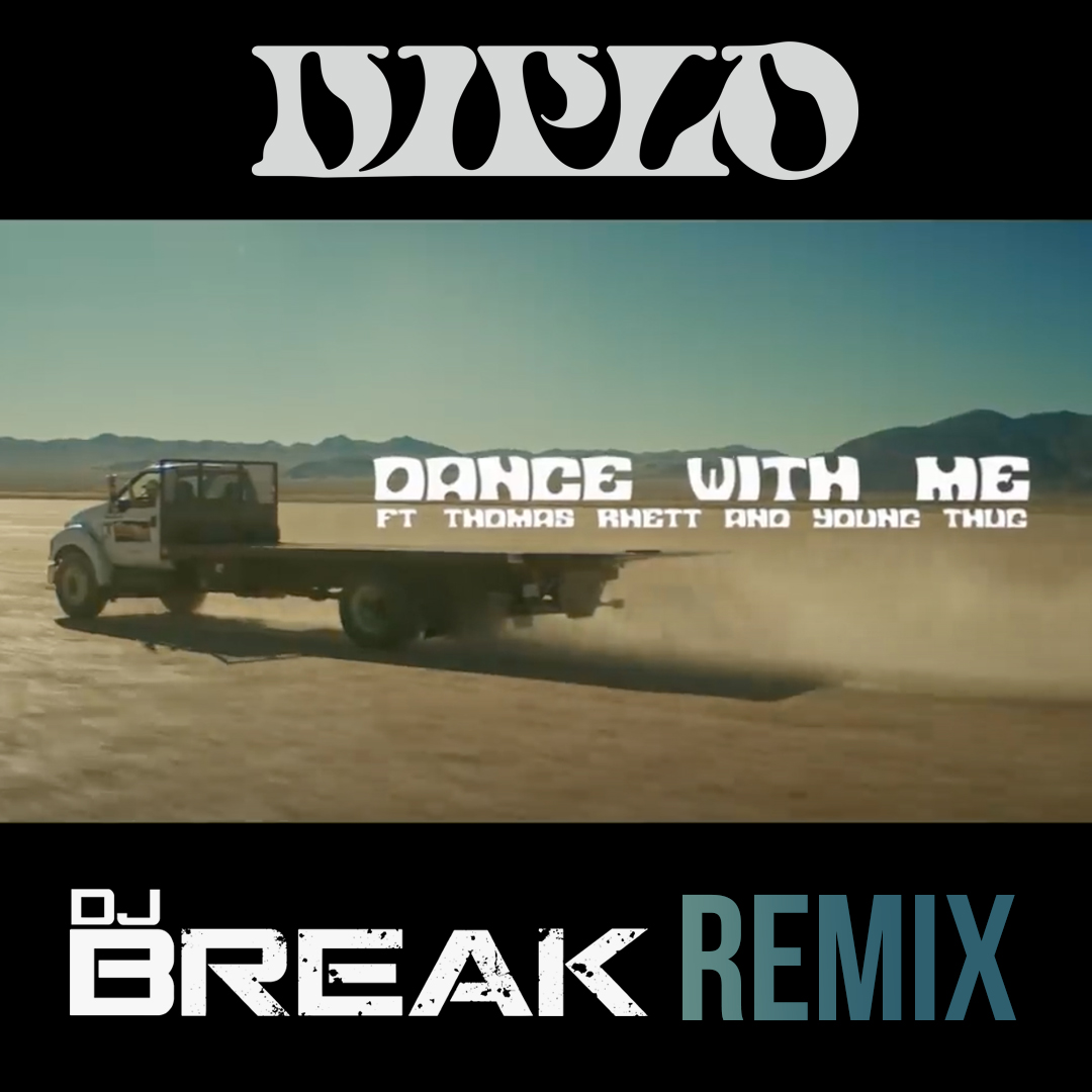 Diplo - Dance With Me (DJ Break Remix) COVER ART